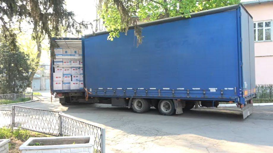 (video) Republica Populară Chineză a donat trei tone de ajutor umanitar Republicii Moldova