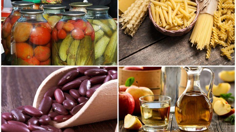 Produsele alimentare care pot fi păstrate cu anii fără ca să-și piardă din proprietățile nutritive