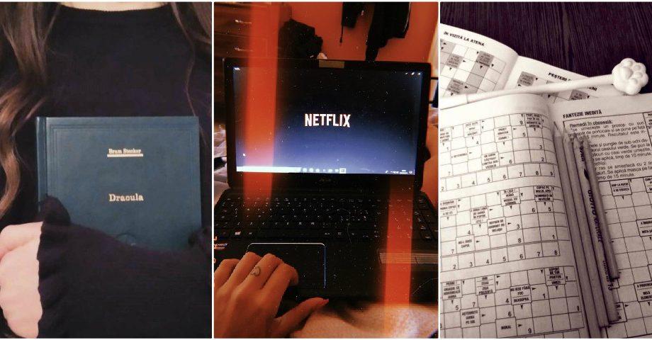 (foto) Citește, desenează, gătește și chiar călătorește. Descoperă alfabetul activităților de carantină