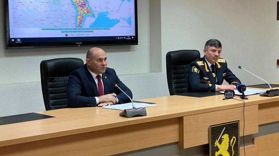 De la începutul anului 2020, în Moldova au fost comise 6 007 infracțiuni