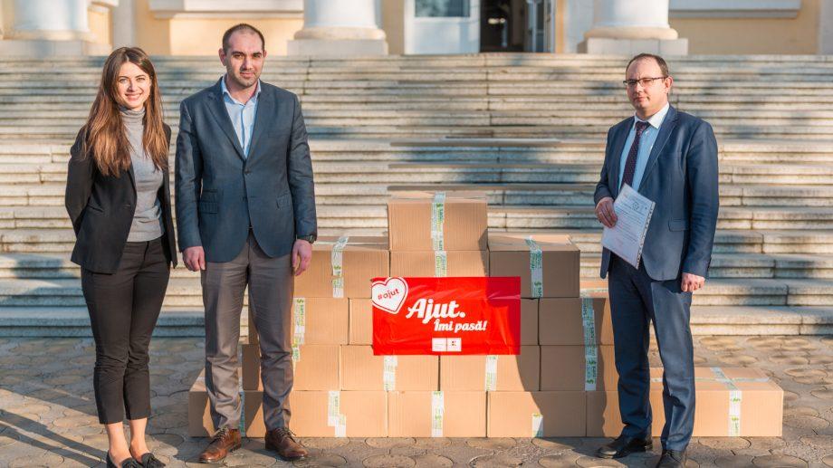 Kaufland Moldova a donat 5 000 de teste pentru depistarea COVID-19