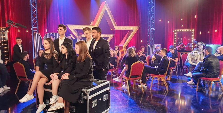 (foto) Patru de DA și un loc în etapa următoare. Tinerii de la Moldovan National Youth Orchestra au participat la Românii au talent