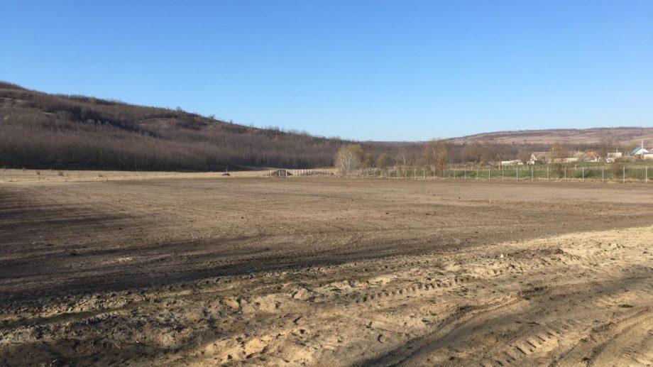 (foto) FMF susține cluburile de fotbal din țară la întreținerea terenurilor de joc cu suprafață naturală în perioada pandemiei de COVID-19