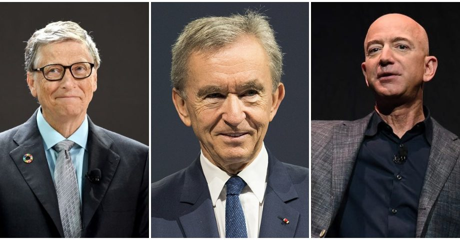 (foto) Cine sunt cei mai bogați oameni din lume în anul 2020, conform revistei Forbes