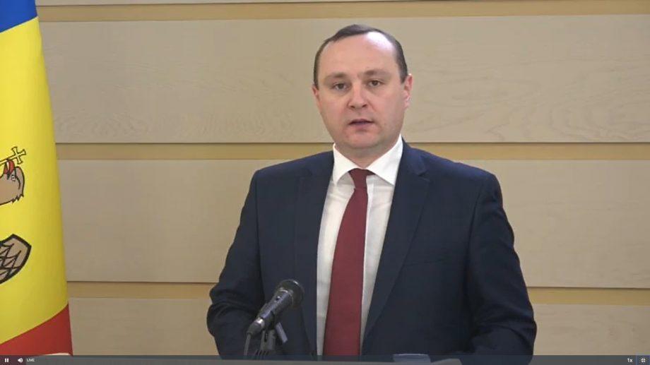 """Vlad Batrîncea: """"Prin lipsa majorității, s-a demonstrat voința deputaților și legile au intrat automat în vigoare"""""""