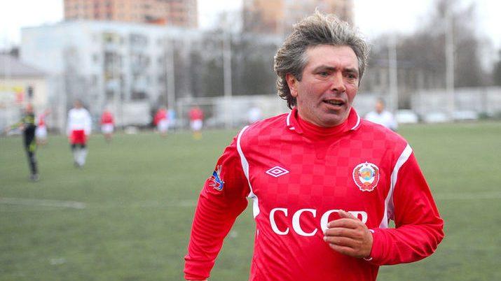 Antrenorul de fotbal Igor Dobrovolski a obținut cetățenia moldovenească