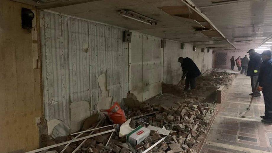 Trecerea subterană din strada Alecu Russo va deveni una pietonală. Cât vor dura lucrările și cum rămâne cu agenții economici care munceau acolo