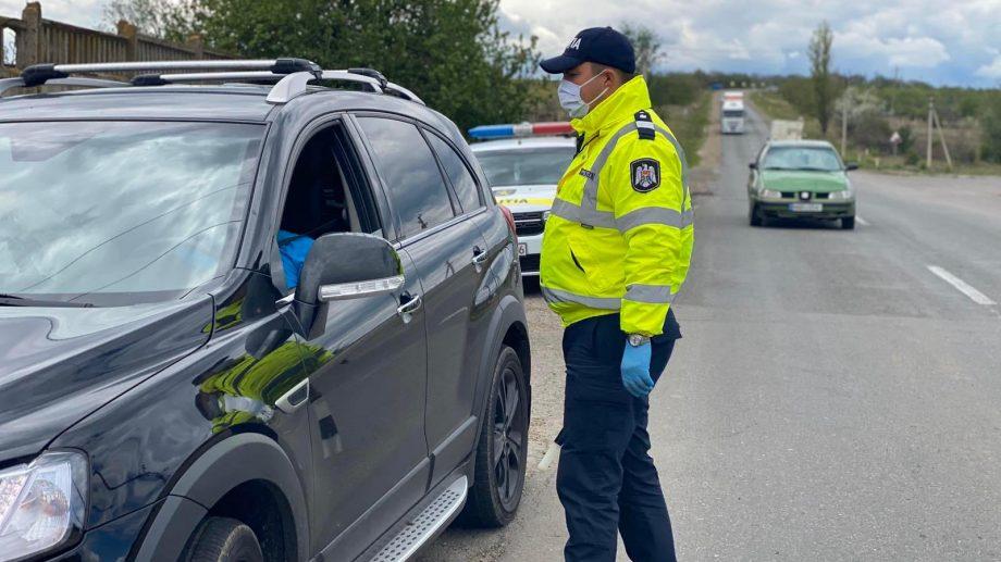 Peste 3 700 de șoferi au fost sancționați în ultimele cinci zile. Care sunt cele mai frecvente încălcări înregistrate