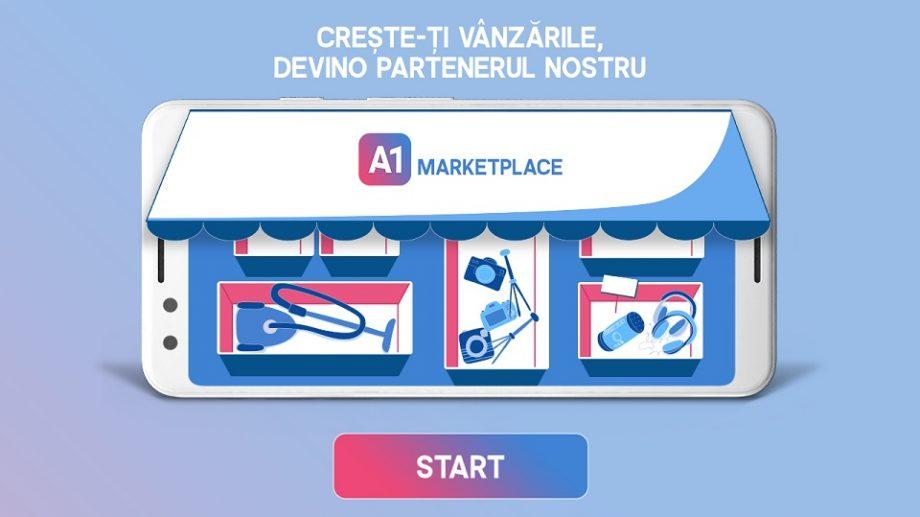 În Moldova se lansează un nou marketplace. Ce beneficii îți oferă platforma A1
