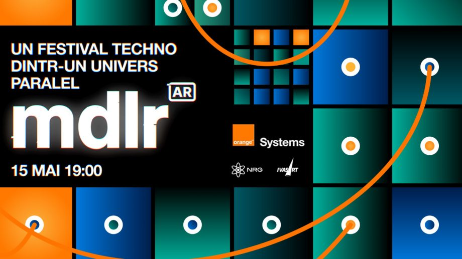 Orange Systems pe unda ModulAR. Cine va mixa la primul festival tehno online, transmis dintr-un univers paralel