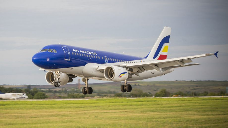 Air Moldova organizează zboruri charter din Rusia, Fly One  – din Moldova