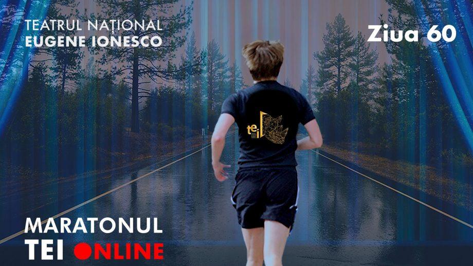 """60 de zile alături de Teatrul Național """"Eugene Ionesco"""". Care este programul cultural al weekendului"""