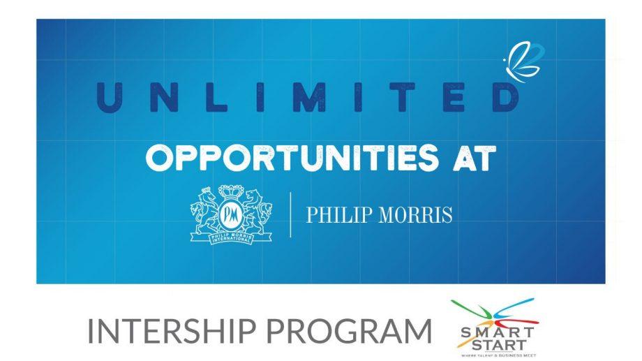 Un SMART START pentru cariera ta sau tot ce ai vrut să știi despre stagiul la Philip Morris