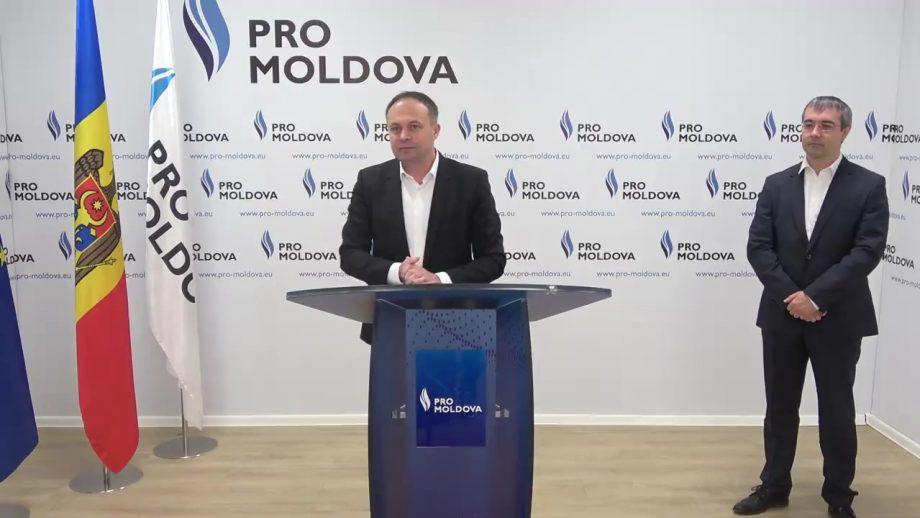 (doc) Un grup de consilieri din raionul Șoldănești a părăsit Partidul Democrat și a aderat la Pro Moldova