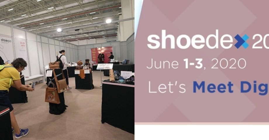 """Participă la expoziția virtuală în domeniul încălțămintei și accesoriilor din piele """"Shoedex 2020"""""""