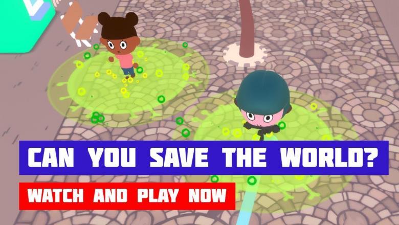 (video) Un psiholog din Marea Britanie a creat un joc despre COVID-19. Ce trebuie să facă jucătorii