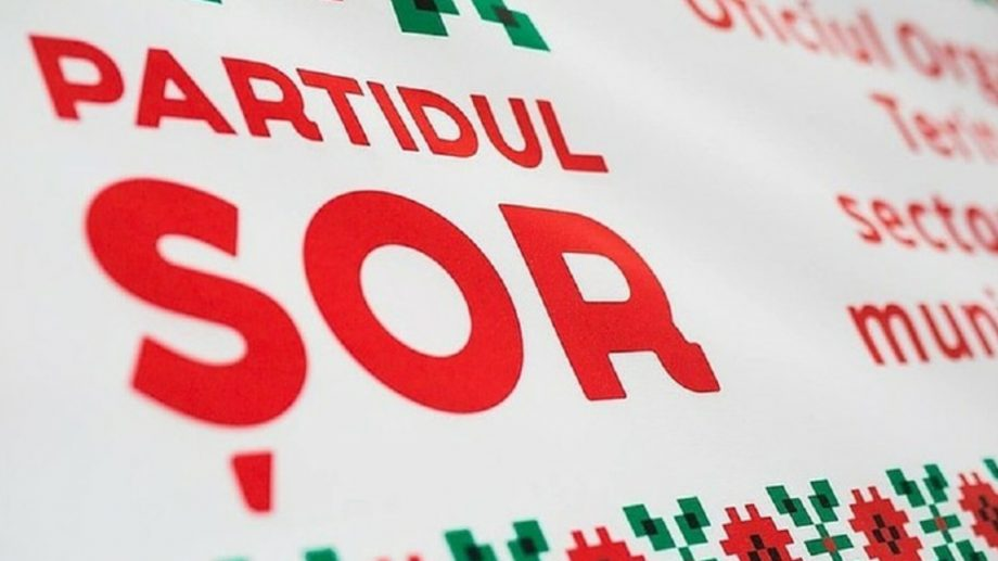 """(video) Partidul """"ȘOR"""" boicotează ședința de astăzi a parlamentului"""