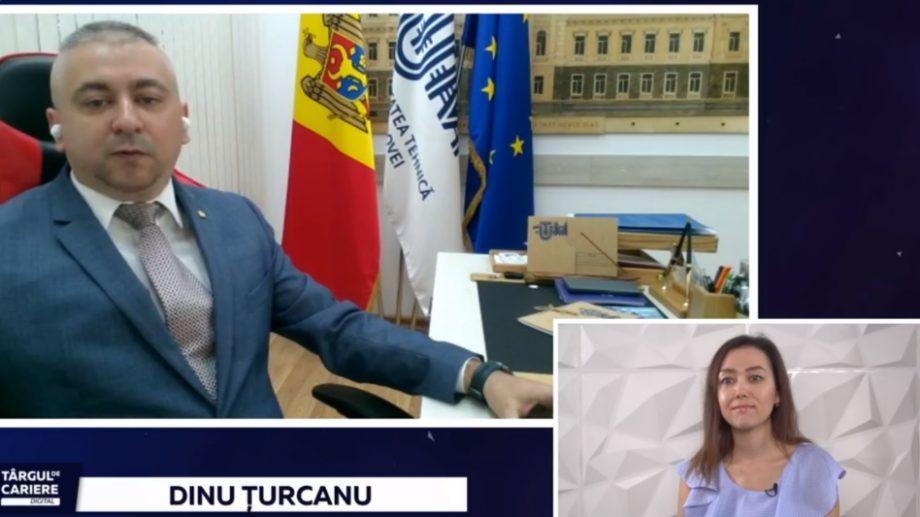 Dinu Țurcanu, despre viitorul muncii. Ce profesii, trenduri și perspective ne așteaptă în câțiva ani