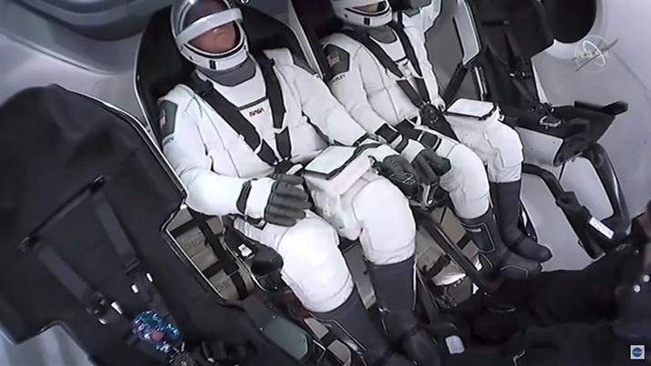 Misiunea spațială istorică a NASA și SpaceX a fost amânată din cauza vremii nefavorabile