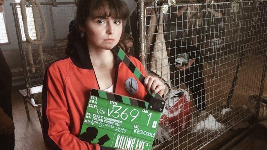 """Londra, șase dimineața, prima dată pe platoul de filmare. Cătălina Cazacu: """"Să te dărui scenei până la ultima picătură înseamnă să uiți de tine și de lume"""""""