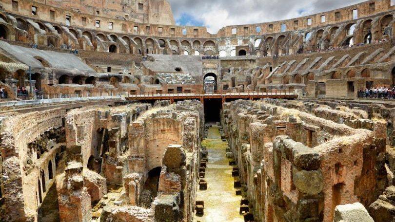 """""""Ultimele luni au fost foarte dificile."""" Colosseumul din Roma se redeschide din 1 iunie pentru turiști"""