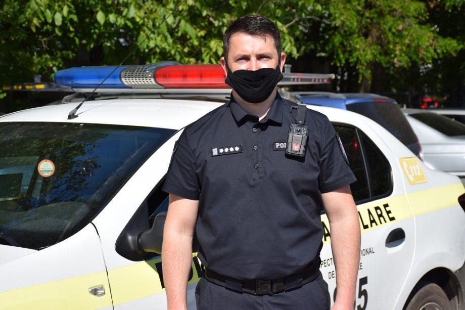 Peste 200 de polițiști din cadrul INSP au primit spre utilizare camere de corp cu scopul prevenirii și reducerii corupției