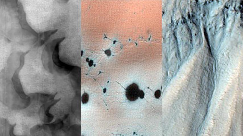 (foto) Peste 64 000 de fotografii ale planetei Marte au fost publicate într-un catalog. Cum le puteți accesa