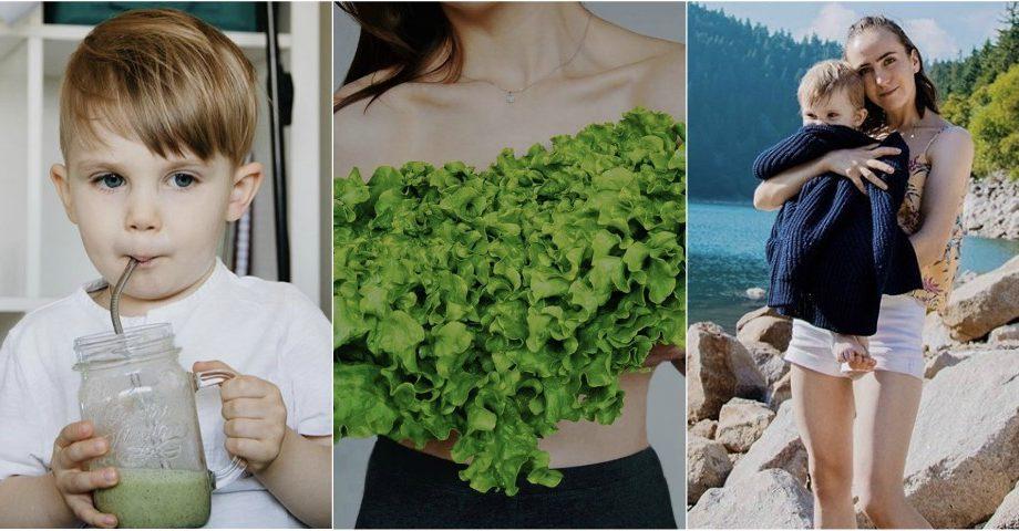 """(foto) """"Organismul uman se descurcă și fără produse de origine animală."""" Marina Lopotenco povestește despre provocarea de a fi vegană"""