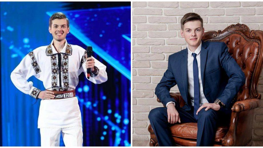 """(foto, video) """"Și dacă muzică nu e, nimic nu e."""" Povestea impresionantă a tânărului Damian Spinei, care a cucerit cu vocea sa scena """"Românii au talent"""""""
