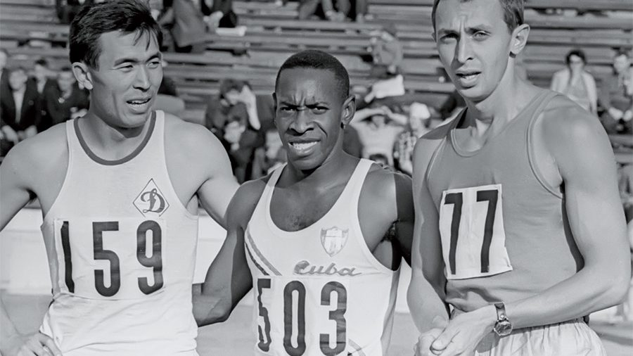 Primul medaliat olimpic al Moldovei a câștigat medalia de argint la Jocurile Olimpice de la Roma în 1960