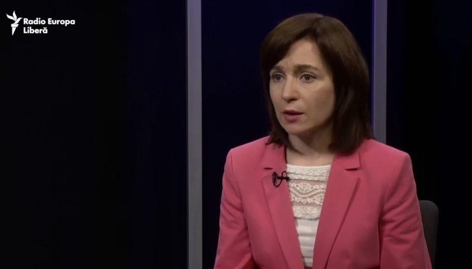 """(video) Maia Sandu: """"Suntem deschiși spre propunerile Platformei DA și putem propune împreună o echipă puternică pentru guvern"""""""