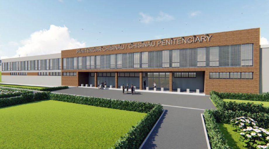 Împrumutul pentru construcția noului penitenciar în Moldova a fost majorat cu 10 milioane de euro