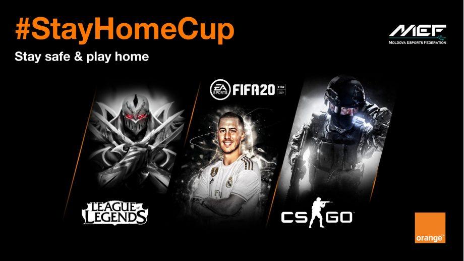 #StayHomeCup a decernat premiile câștigătorilor