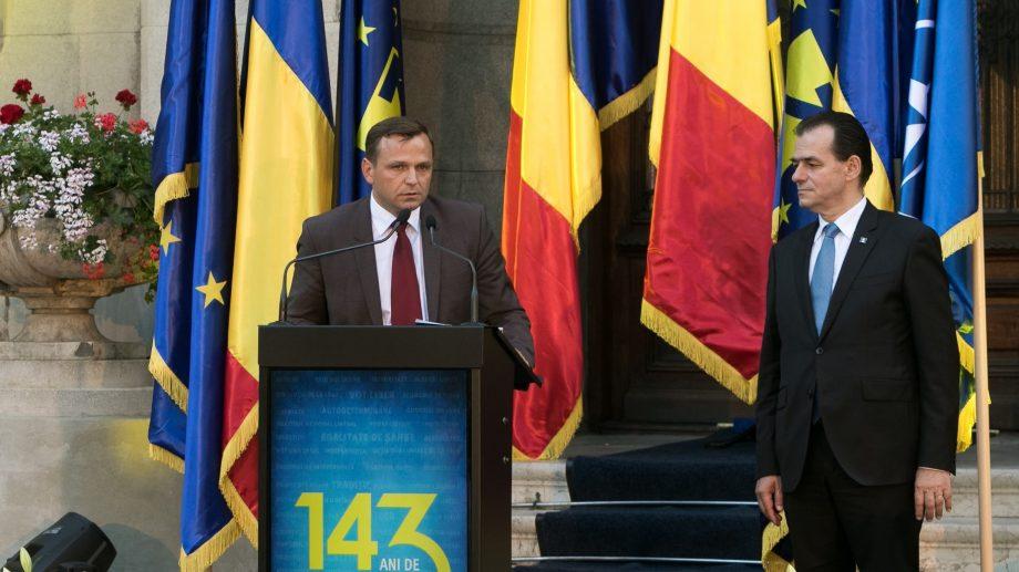 """Mesajul de felicitare al Platformei DA cu ocazia împlinirii a 145 de ani a PNL: """"PNL are în Moldova un singur prieten și acela este Andrei Năstase și Platforma DA"""""""