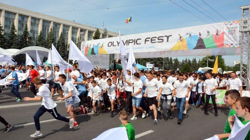 Ziua Sportivului și a Mișcării Olimpice din acest an va avea loc într-un mod mai diferit – printr-o ediție online
