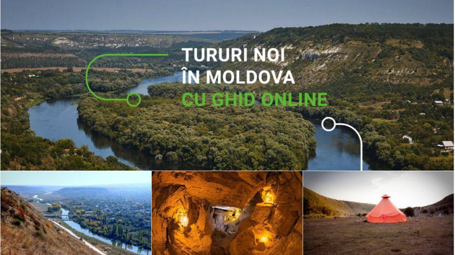 Știi locuri frumoase și nedescoperite din țărișoara noastră? O platformă din Moldova este gata să plătească pentru cunoștințele tale