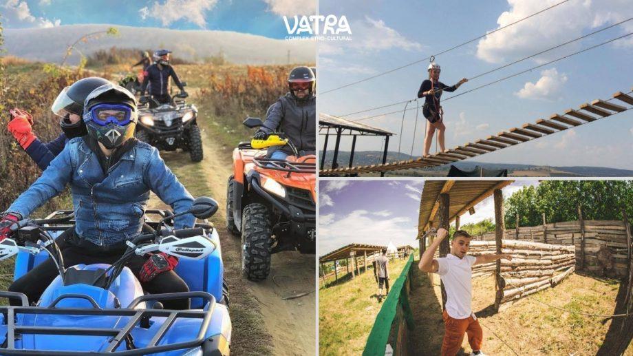 (foto) Dacă călătorești prin Moldova în această vară, nu uita să treci pe la Complexul etno-cultural VATRA