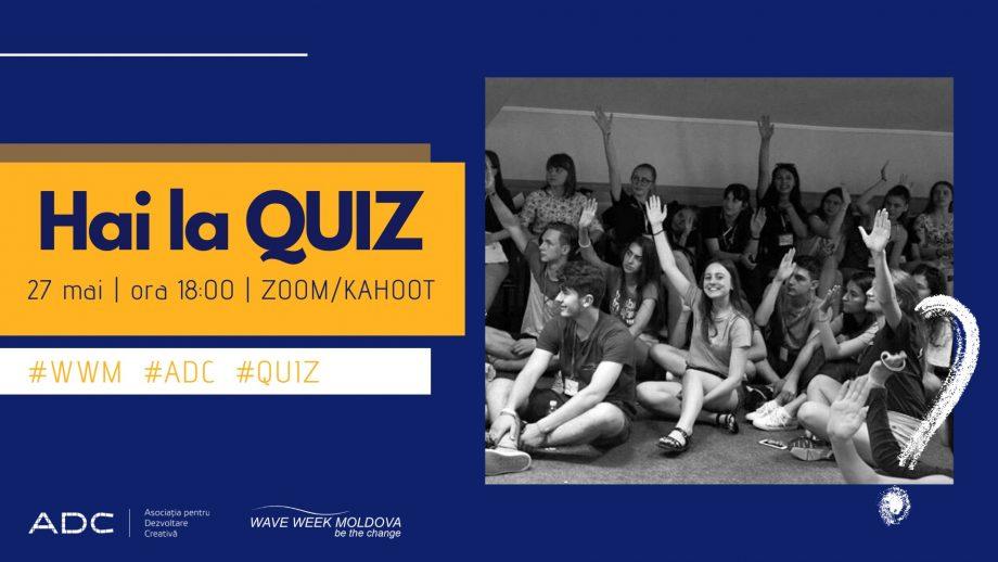 Participă la un quiz interactiv și câștigă un joc de societate. Află cum te poți înscrie