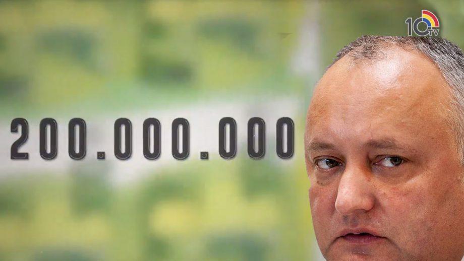 """(video) """"200 de milioane"""" – a fost lansat un film documentar care încearcă să intre în esența împrumutului oferit de Federația Rusă"""