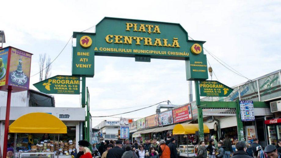 Piața Centrală ar putea fi închisă din nou. Administrația are la dispoziție trei zile pentru asigurarea normelor sanitare