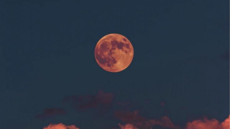 În această seară va avea loc eclipsa de Lună prin penumbră