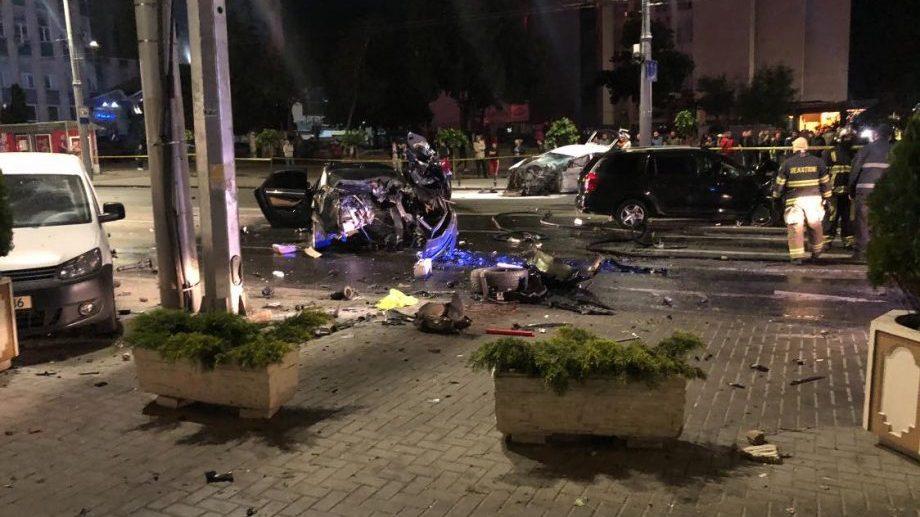 Șoferul automobilului care a provocat accidentul de la intersecția străzii Ismail cu bulevardul Ștefan cel Mare și-a recunoscut vinovăția