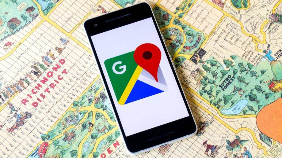 (foto) Google Maps ar putea afișa în timp real culoarea semaforului