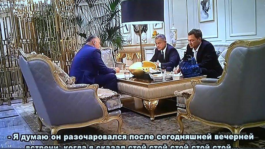 (video) Imagini video noi cu Dodon și Plahotniuc, făcute publice de către deputatul Iurie Reniță