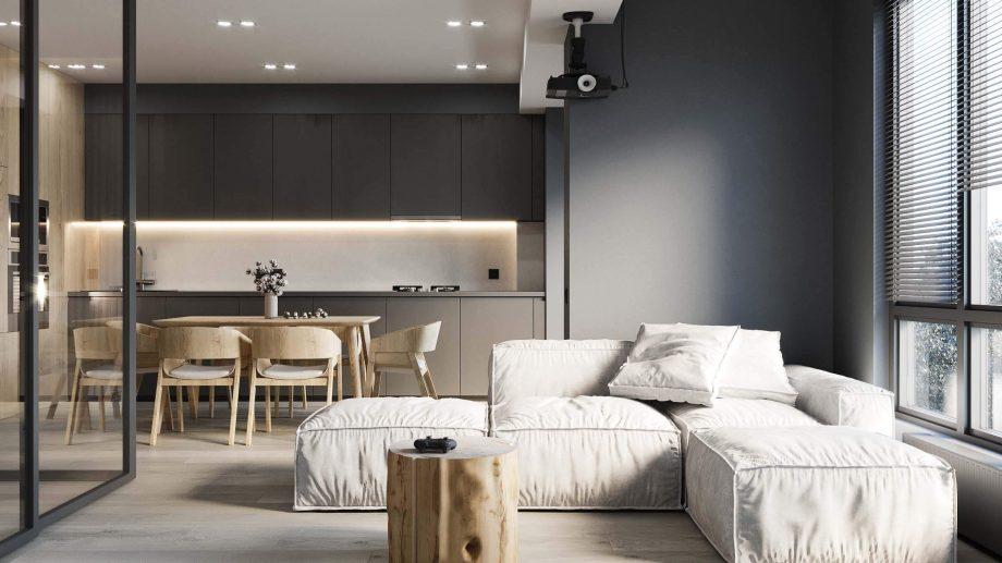 Cum să îți amenajezi interiorul în stil minimalist, redând căldură și personalitate spațiului? În discuție cu Daniel Trifan (fondator Polyart Design)