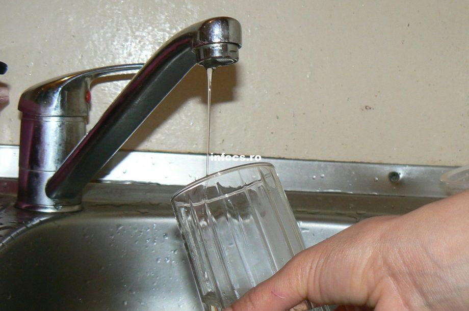 O nouă săptămână fără apă la robinet. Care străzi vor fi afectate
