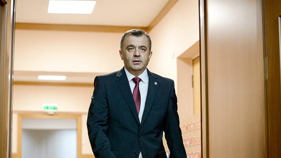 (doc) Autoritatea Națională pentru Cetățenie va examina dosarul retragerii cetățeniei române prim-ministrului Ion Chicu