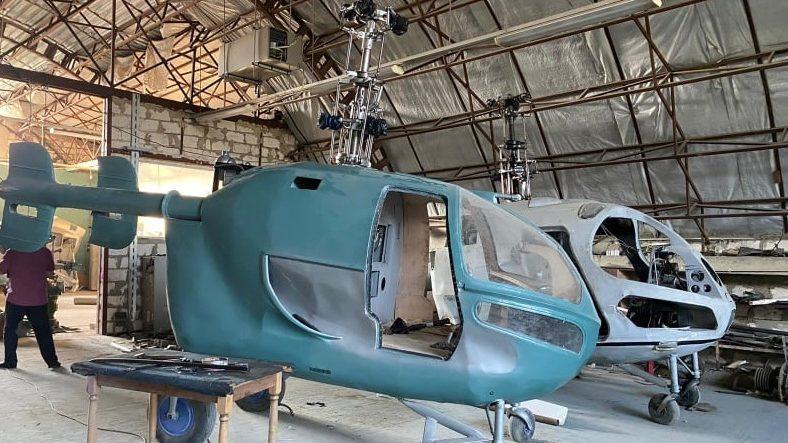 Un grup de persoane din Criuleni a produs ilegal peste 10 elicoptere. Acestea urmau să ajungă în spațiul CSI