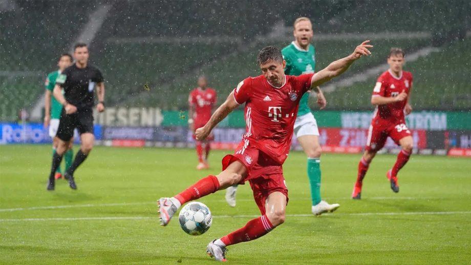 (video) Bayern München, din nou campioană în Bundesliga. Bavarezii au stabilit un nou record național
