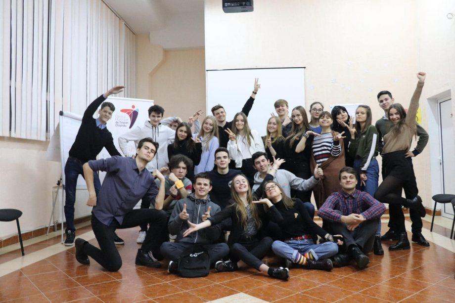 Centrul Municipal de Tineret Chișinău te invită să faci parte din grupul de lucru privind depunerea candidaturii Chișinău – Capitala Europeană a Tineretului